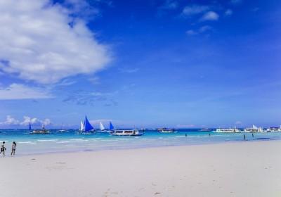 任何为人称道的美丽不及第一次遇见你——长滩岛Boracay