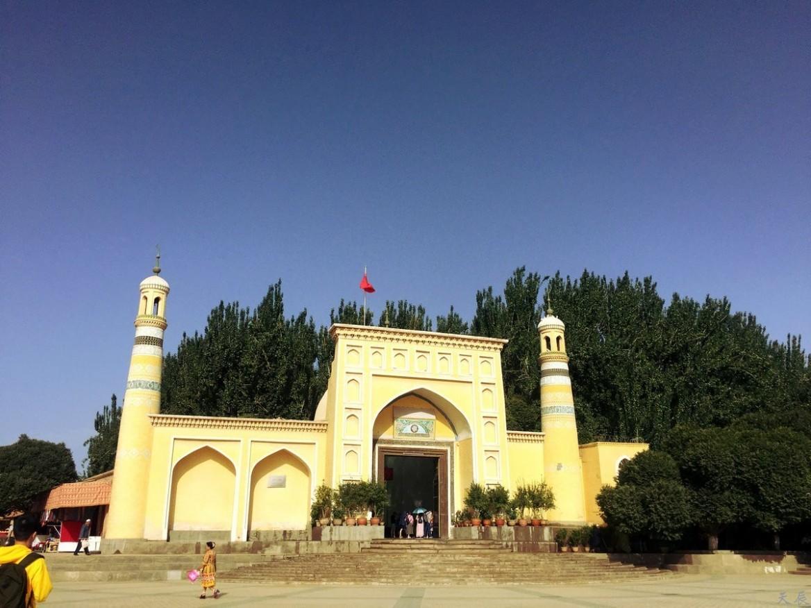 艾提尕尔清真寺1