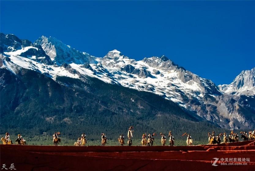 玉龙雪山3