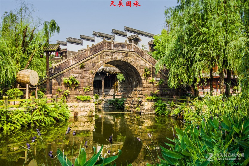 黄龙溪古镇5