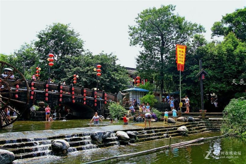 黄龙溪古镇2