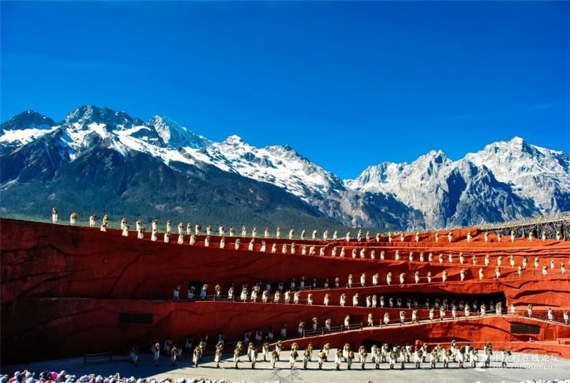 玉龙雪山2
