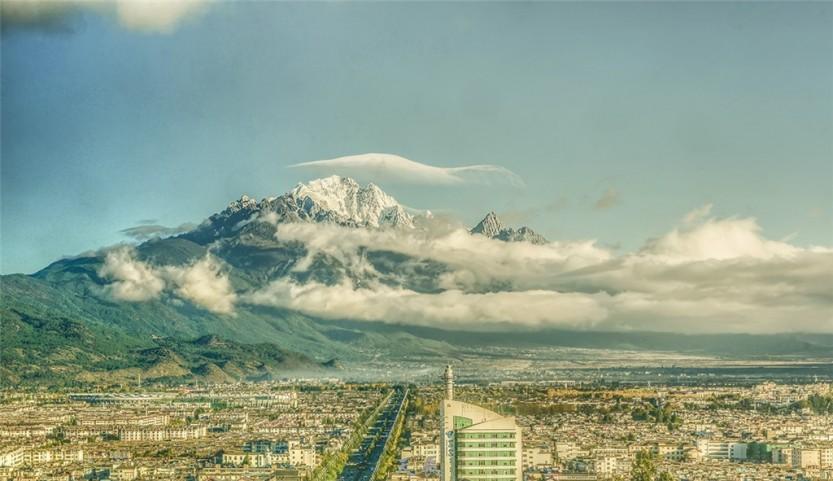 玉龙雪山7