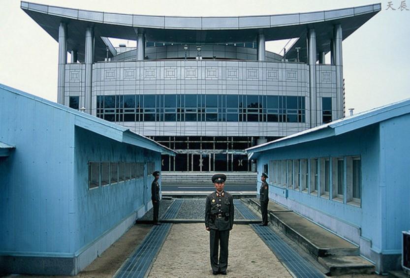 朝鲜4日游03