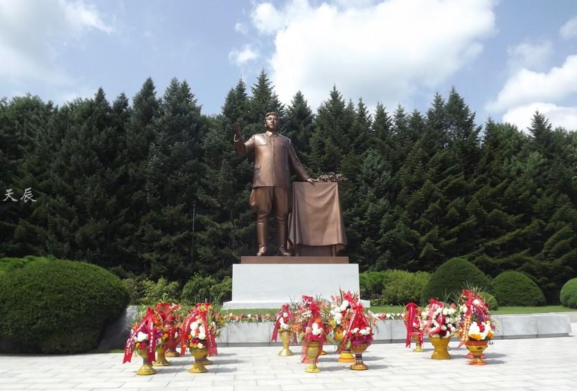 朝鲜4日游06