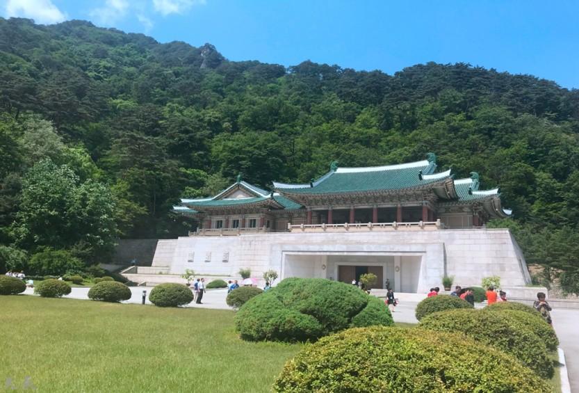 朝鲜4日游14