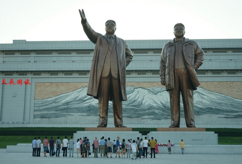 朝鲜4日游11