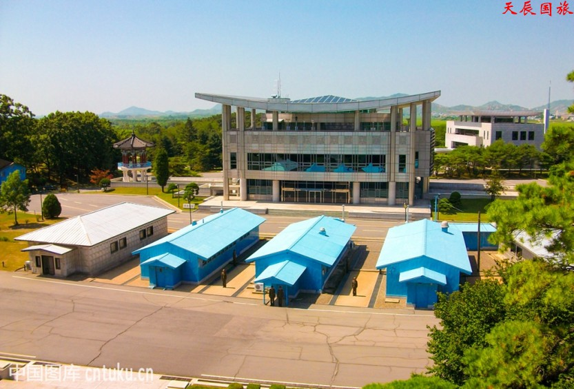 朝鲜4日游05