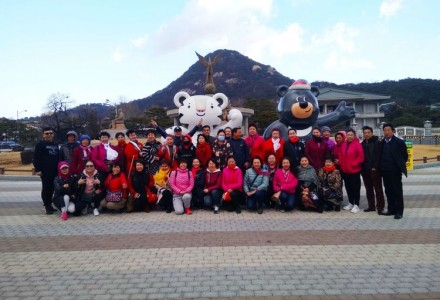 【2019.3.11】欢乐韩国行
