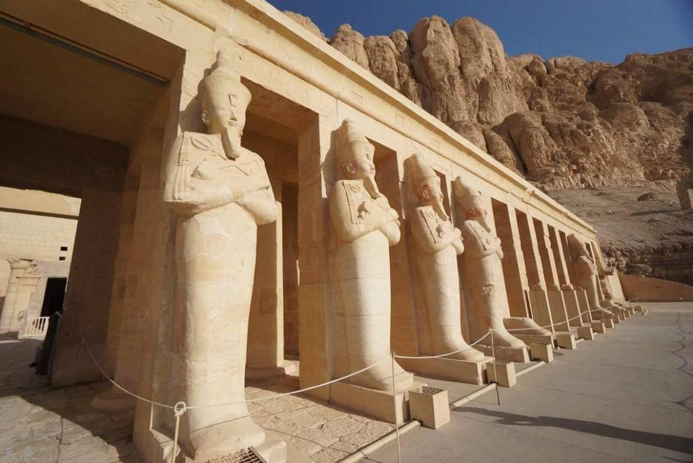 海普苏特女王神殿