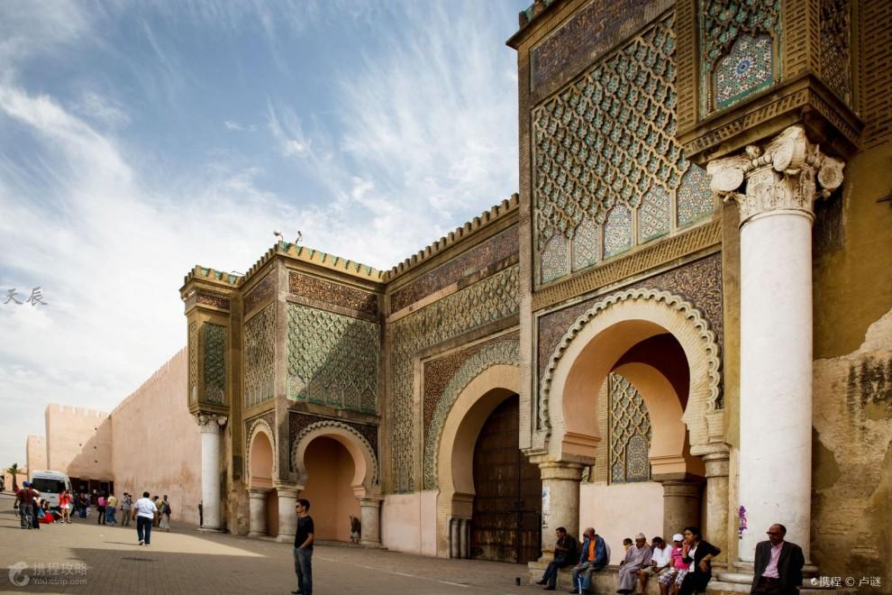曼索尔城门