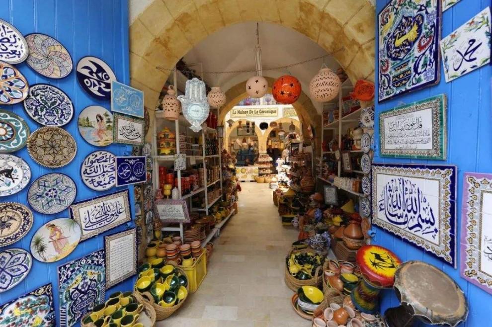 突尼斯老城麦地那1