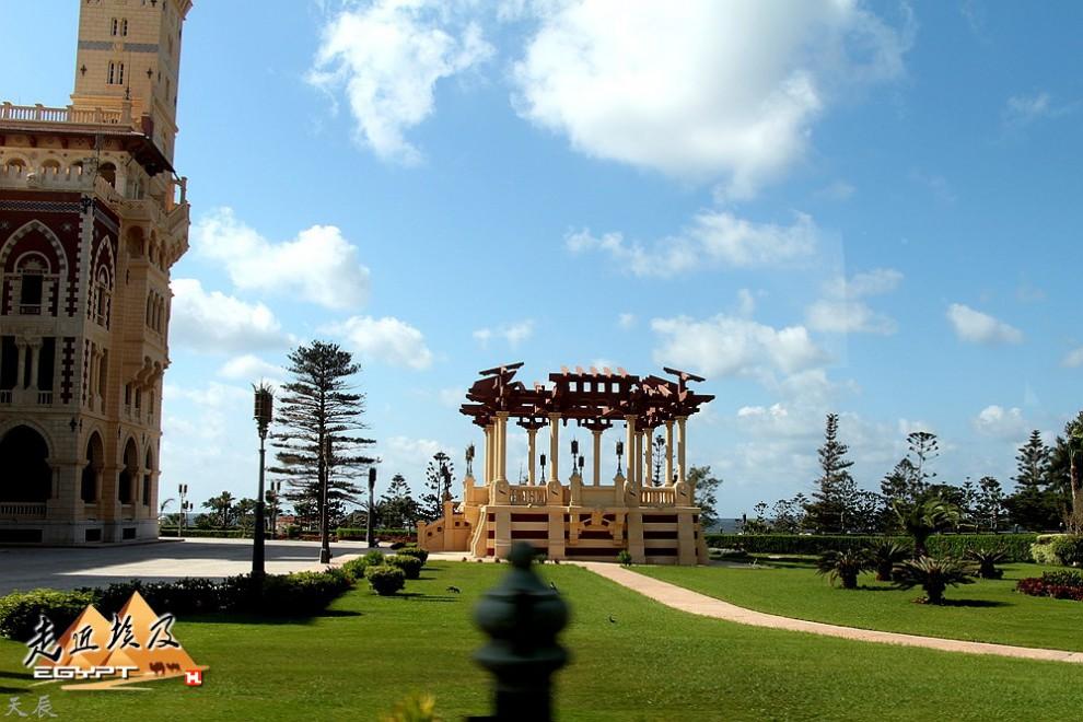 蒙塔扎皇宫花园2