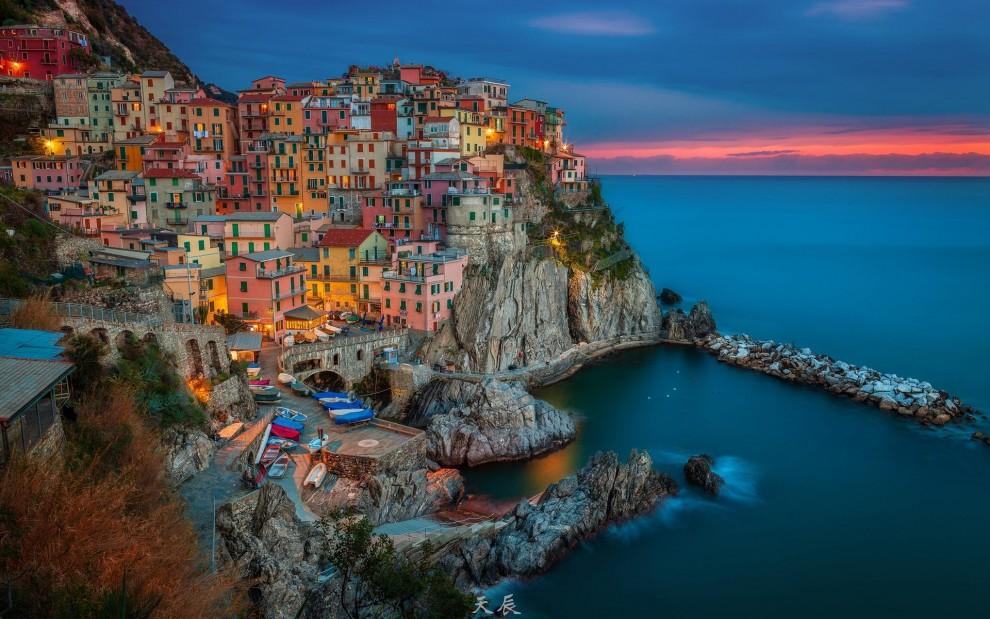 意大利小镇1