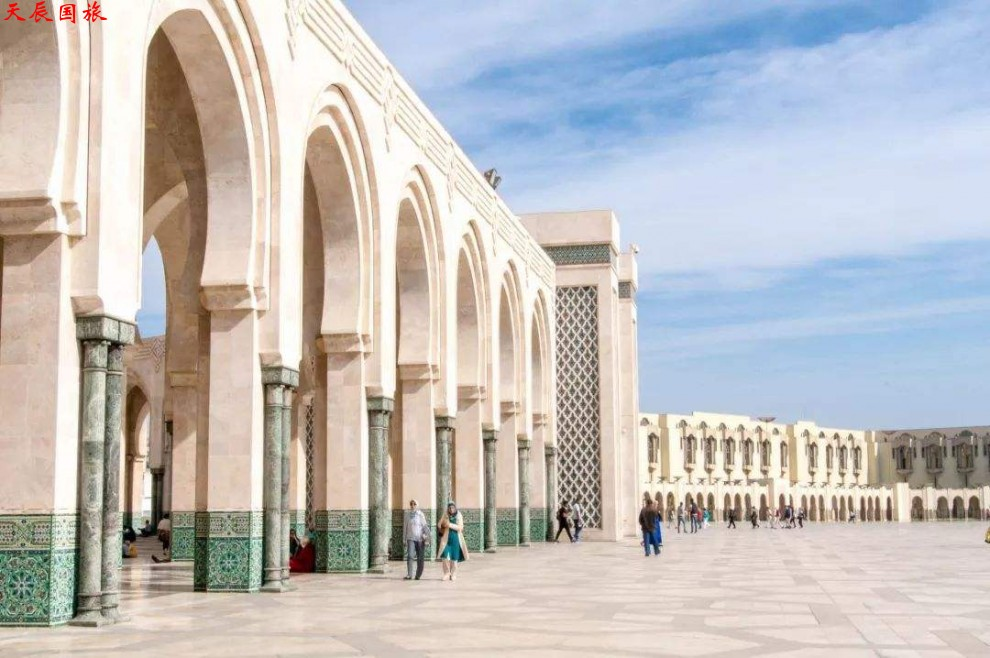 哈桑二世清真寺1