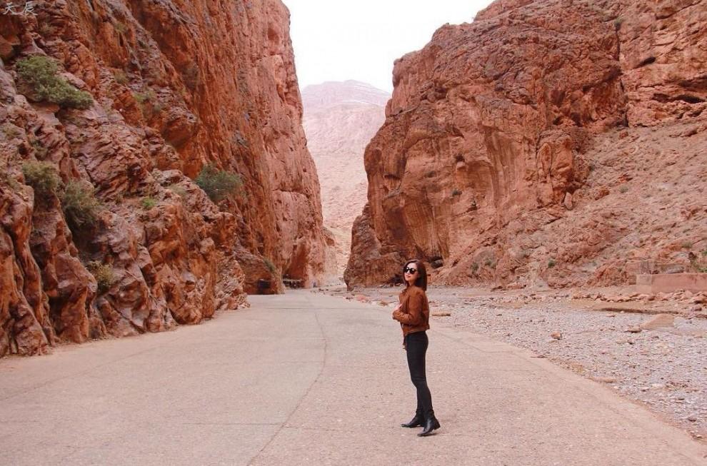 托德拉峡谷