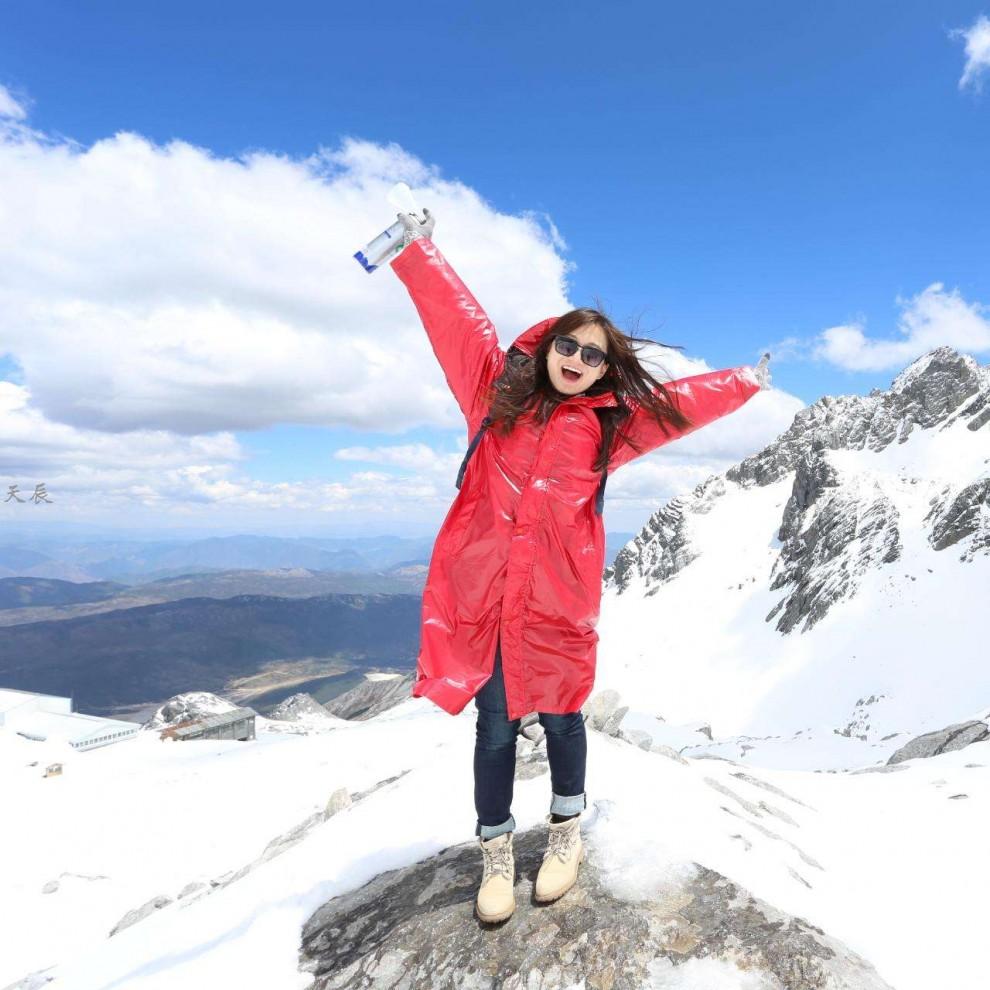 玉龙雪山·冰川大索道1