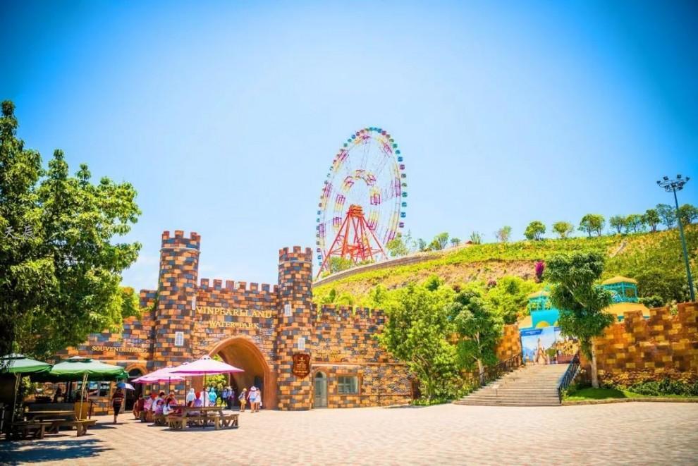珍珠岛乐园