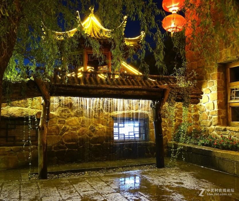 渔掌门,老宅院(3)——夜景