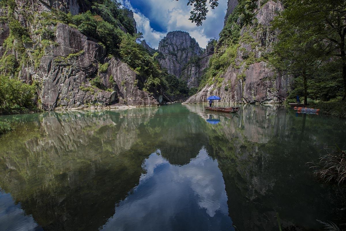 东南第一山——雁荡山世界地质公园游记(2)