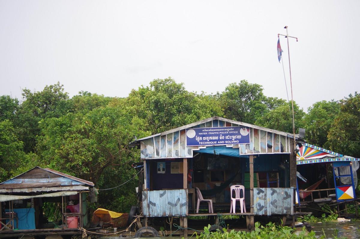 第一次带小P宝贝出远门,柬埔寨之旅-Day3之崩密列+洞里萨湖篇