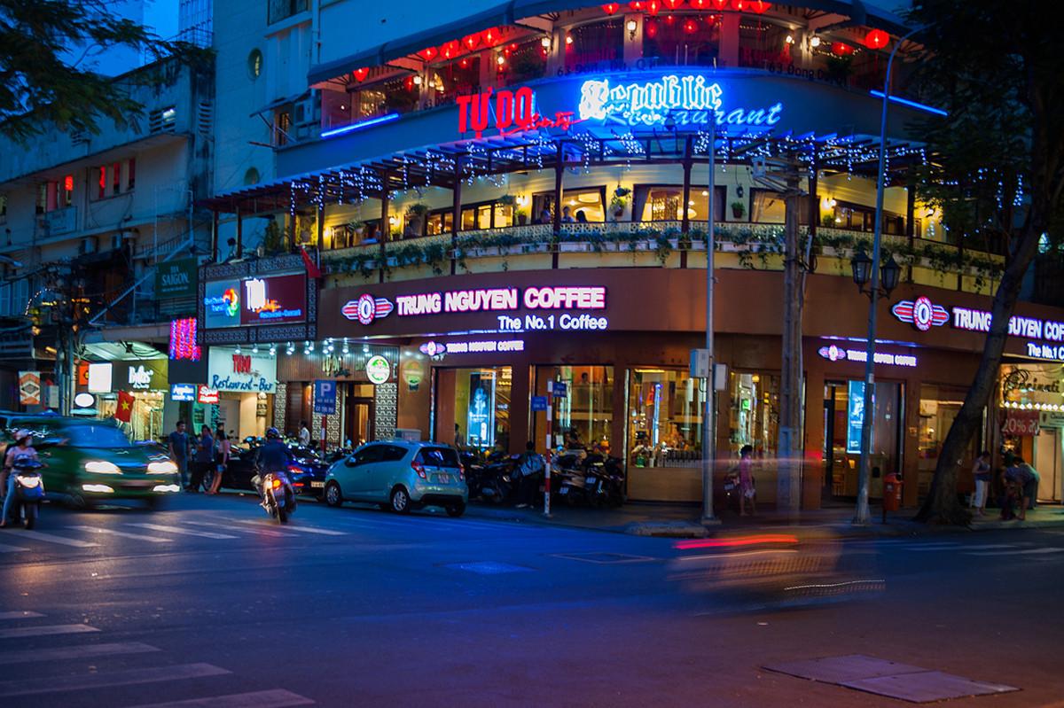 越南(2):今日胡志明市