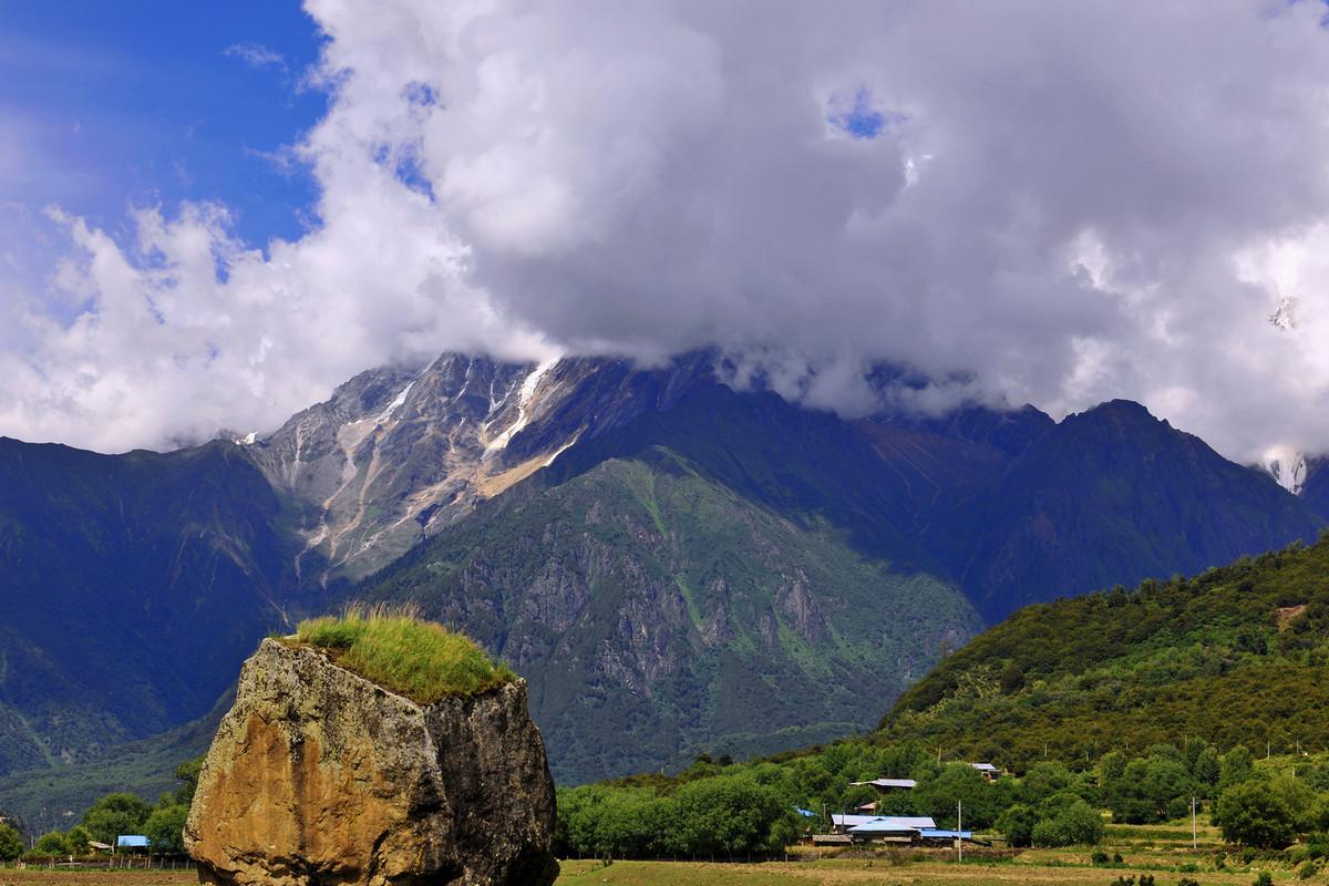 西藏雅鲁藏布大峡谷〔下〕