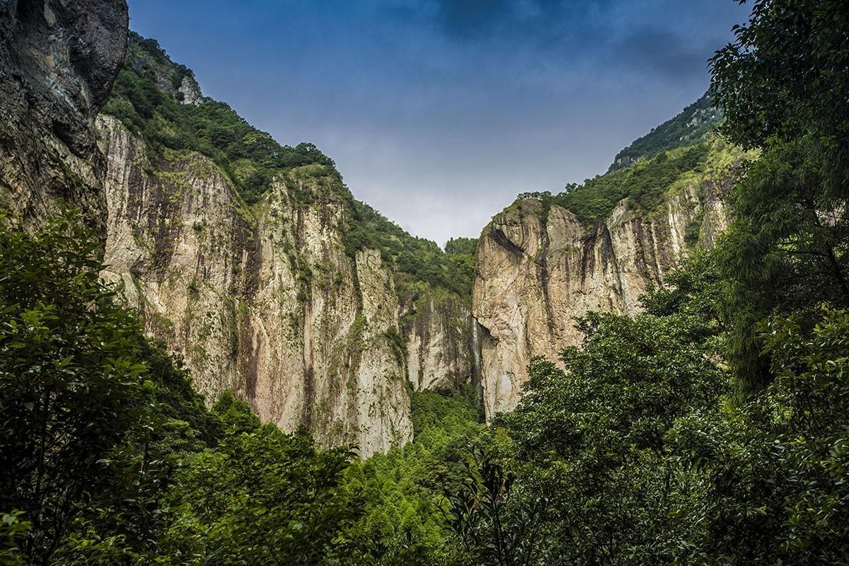 东南第一山——雁荡山世界地质公园游记(1)