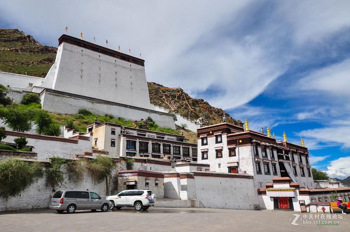 西藏日喀则扎什伦布寺