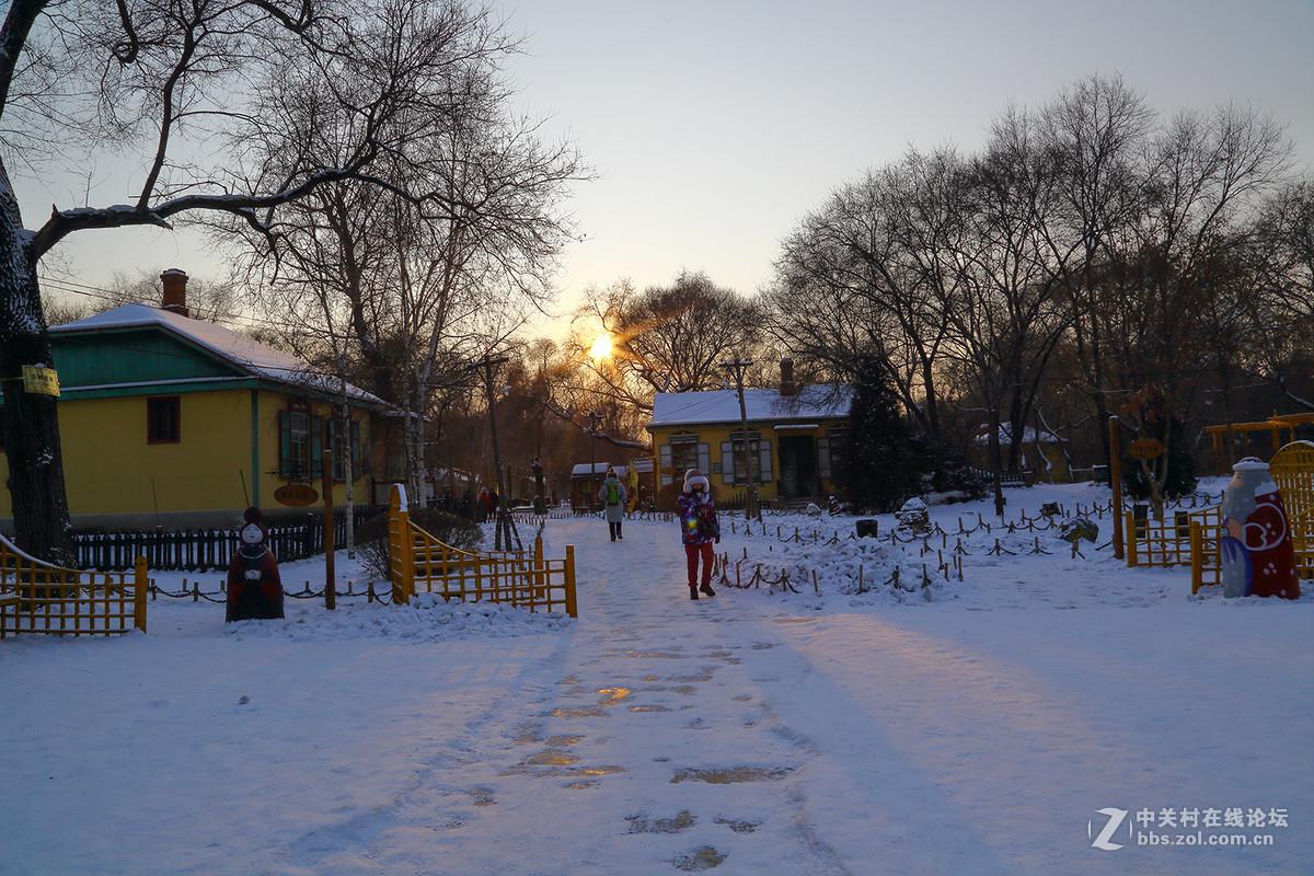 俄罗斯风情小镇