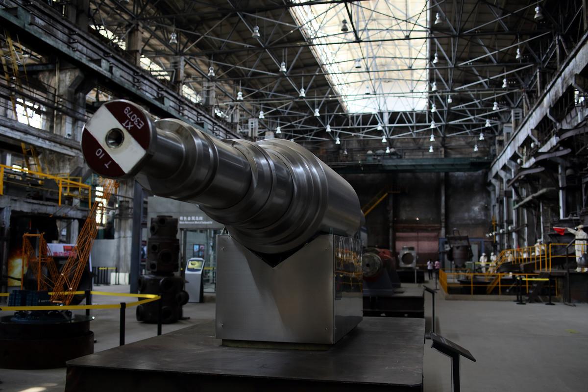 即将逝去的辉煌——沈阳中国工业博物馆