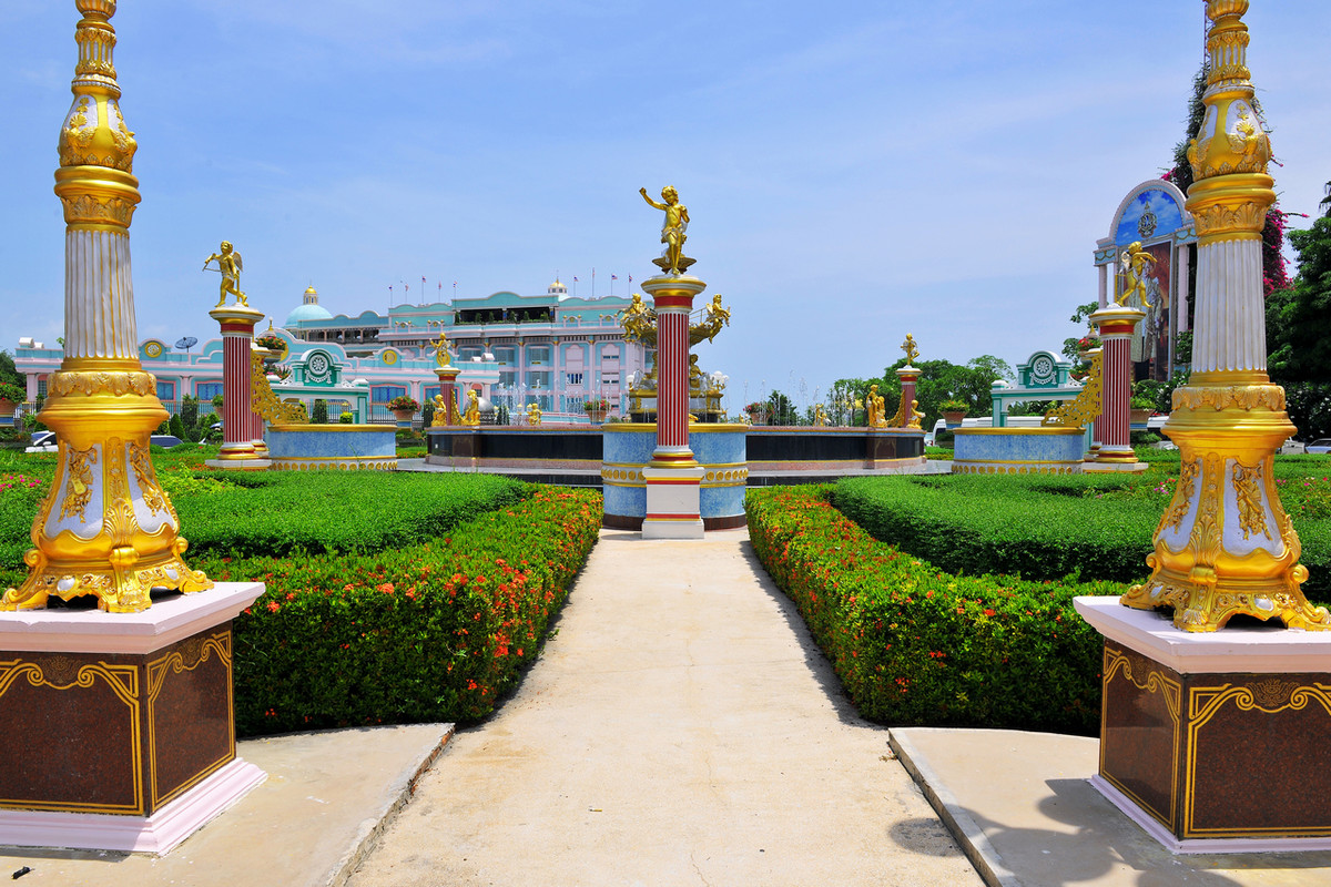 曼谷-东芭乐园