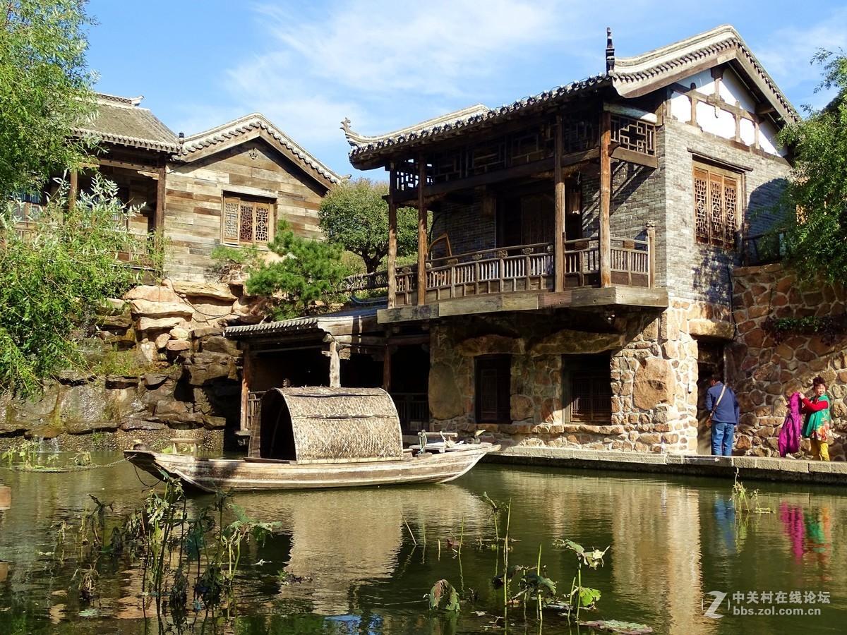 渔掌门,老宅院(1)
