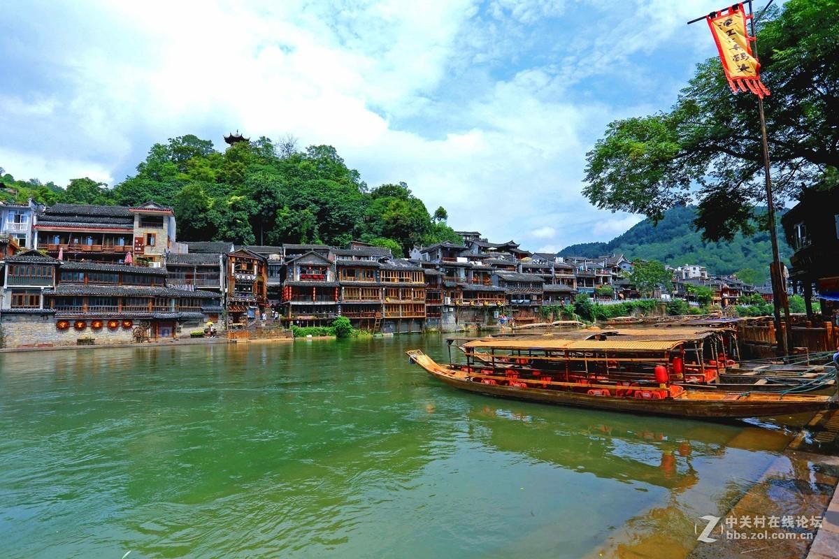 湖南---凤凰古城游拍