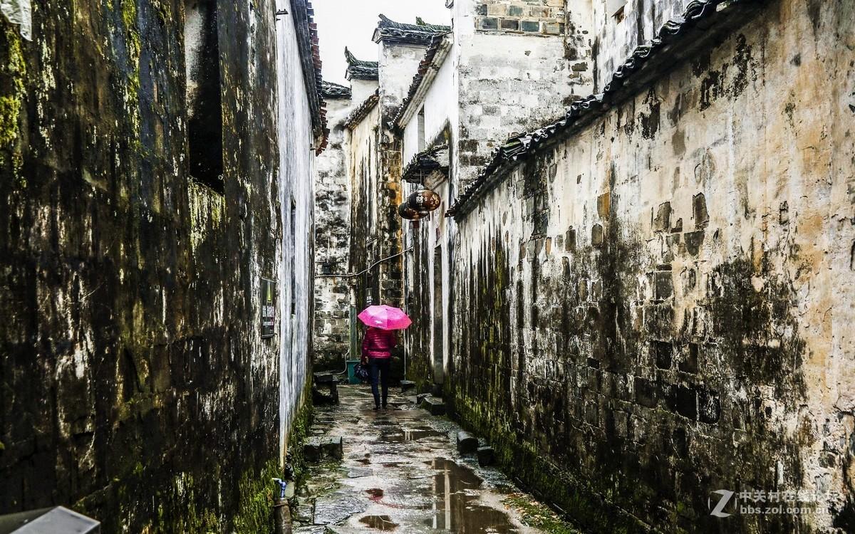 古村(镇)系列---思溪延村、位于上饶市婺源县思口镇