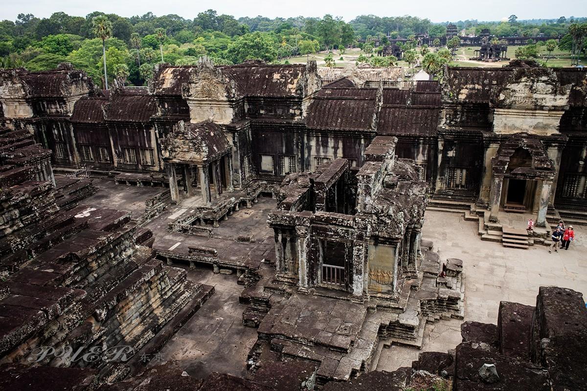 柬埔寨~~吴哥窟1