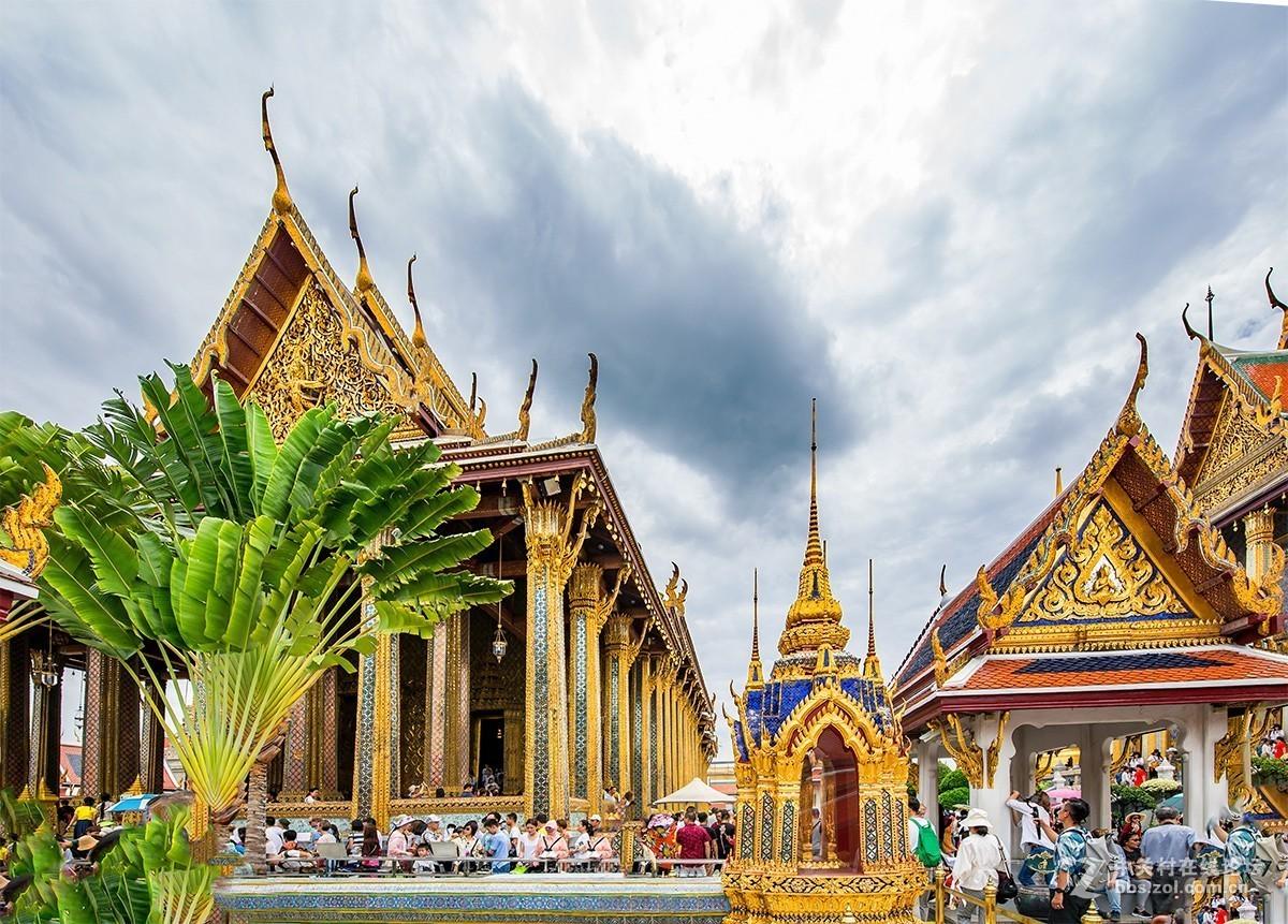 泰国大皇宫掠影