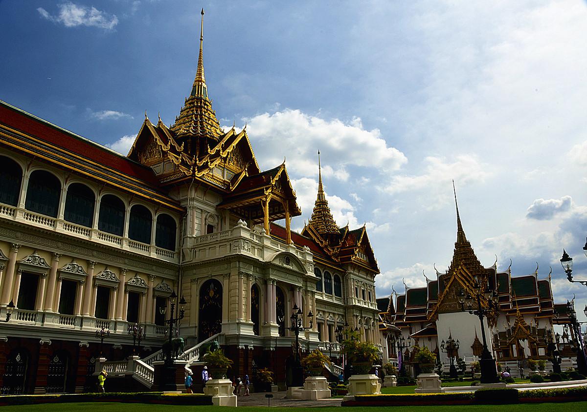 泰国拉玛皇朝大皇宫